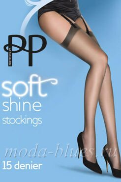 Чулки Pretty Polly soft shine stockings